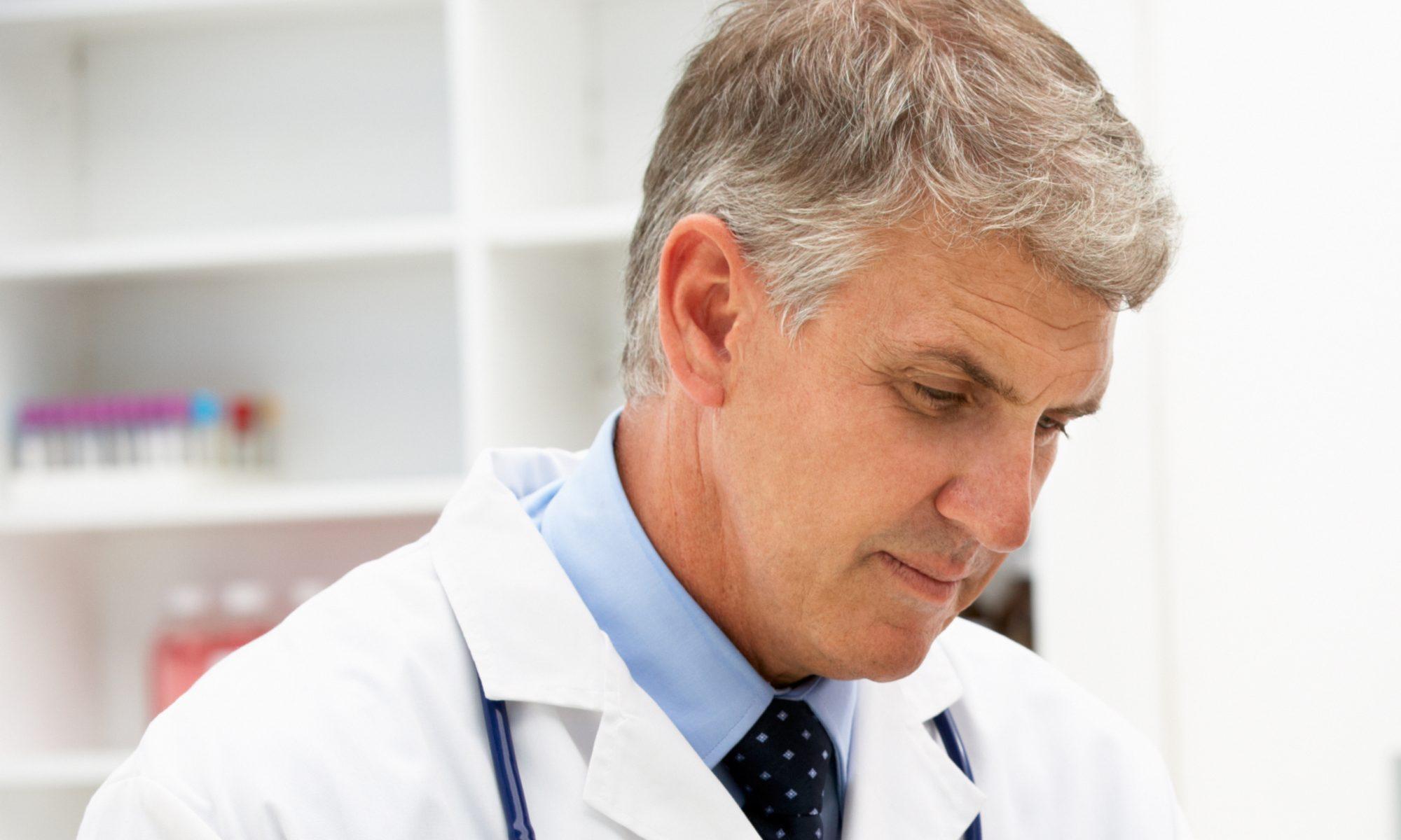 Arzt/Praxisausfall